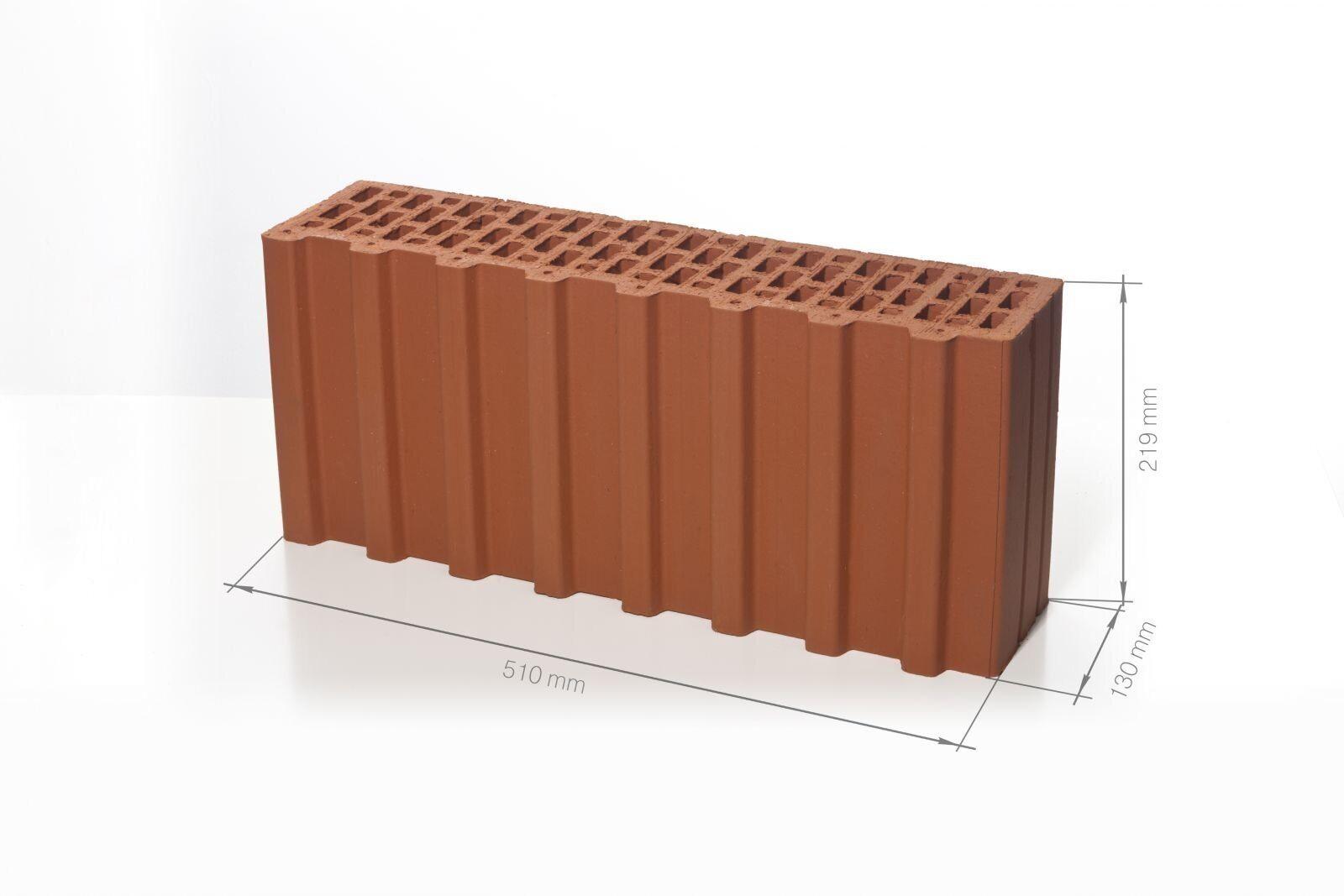 сколько весит керамоблок